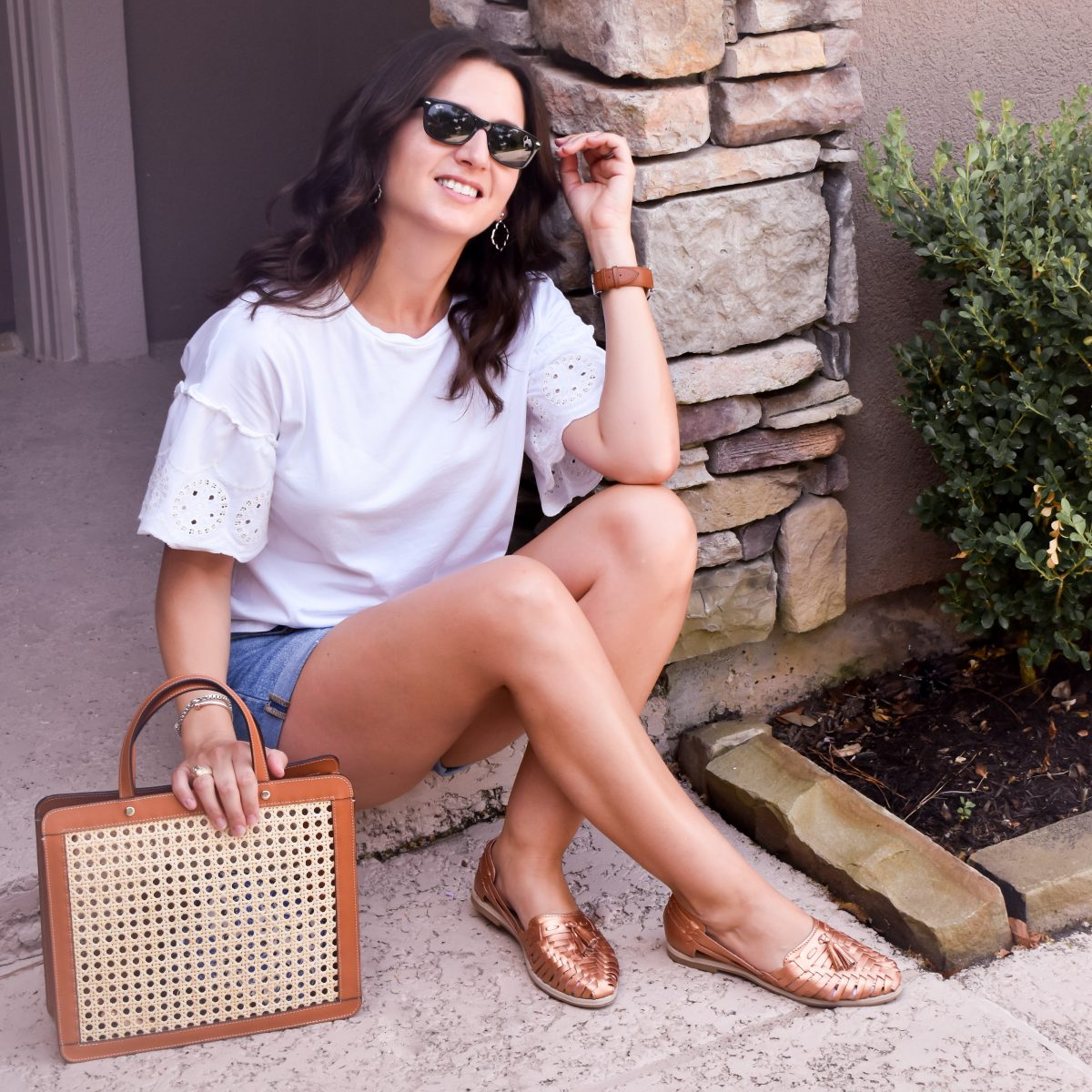 How to Style Huarache Sandals
