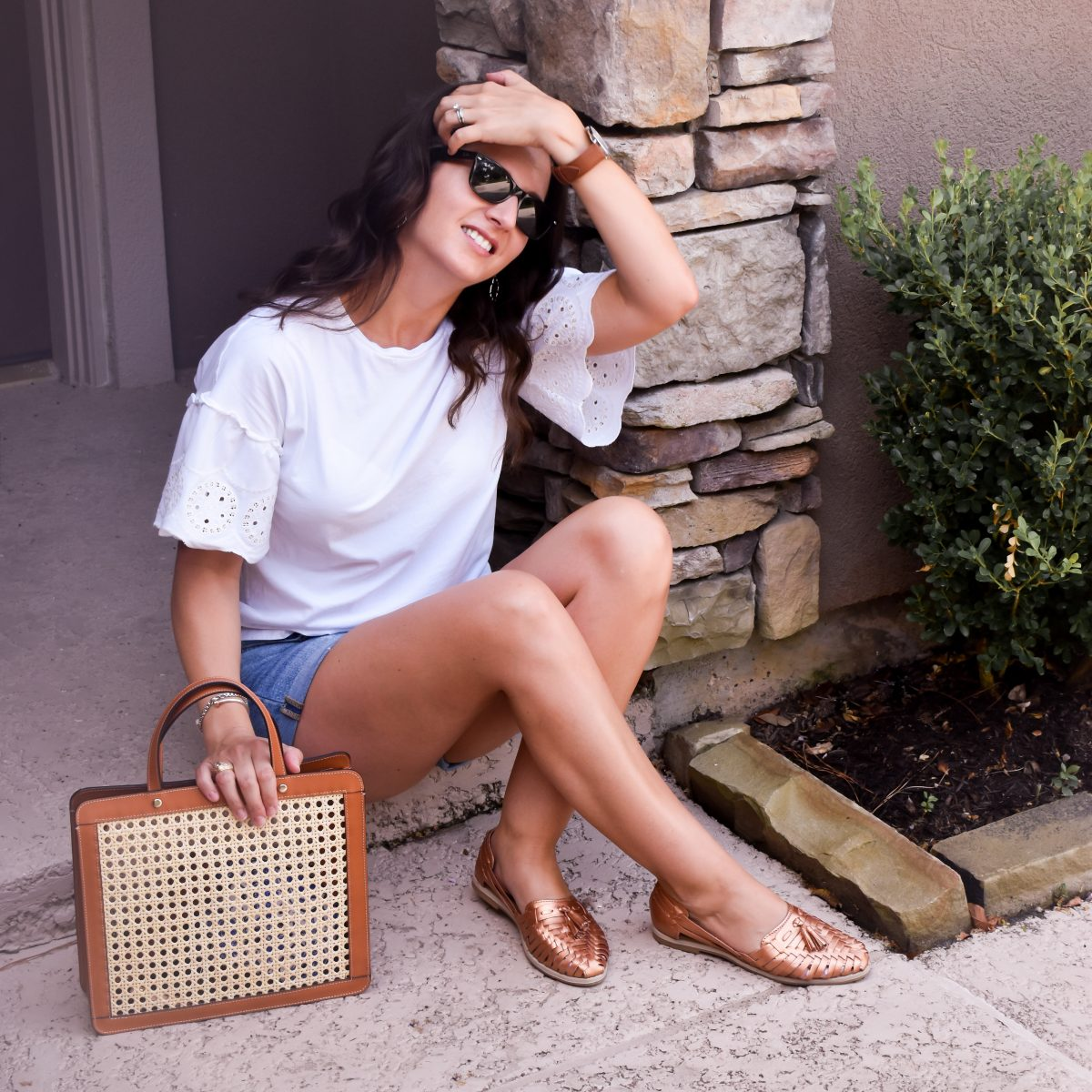 How to style huarache sandals for summer