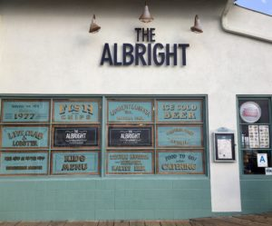 The Albright, Santa Monica Pier, Oysters, Seafood, Beer