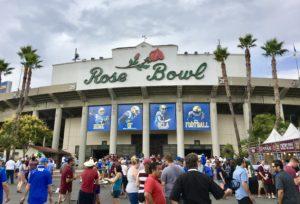 The Rose Bowl, Pasadena, California