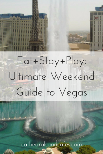 Eat+Stay+Play- Ultimate Weekend Guide to Vegas -Travel Guide -Las Vegas - Nevada - Sin City - Bellagio - M Life - The Vegas Strip - Restaurants - Hotels - Pools