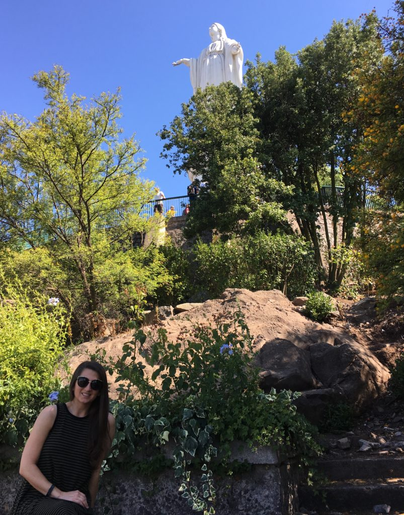 Cathedrals and Cafes travel tips to Santiago Chile