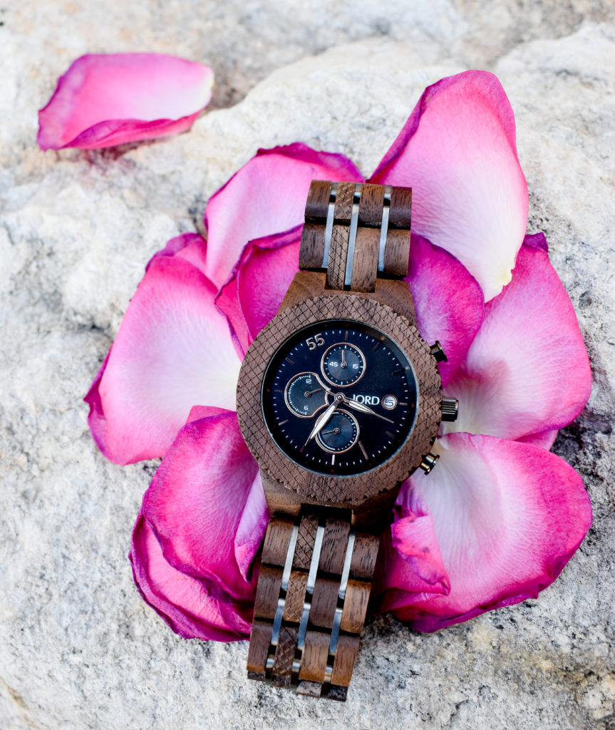 Men's Wooden Watch Gift