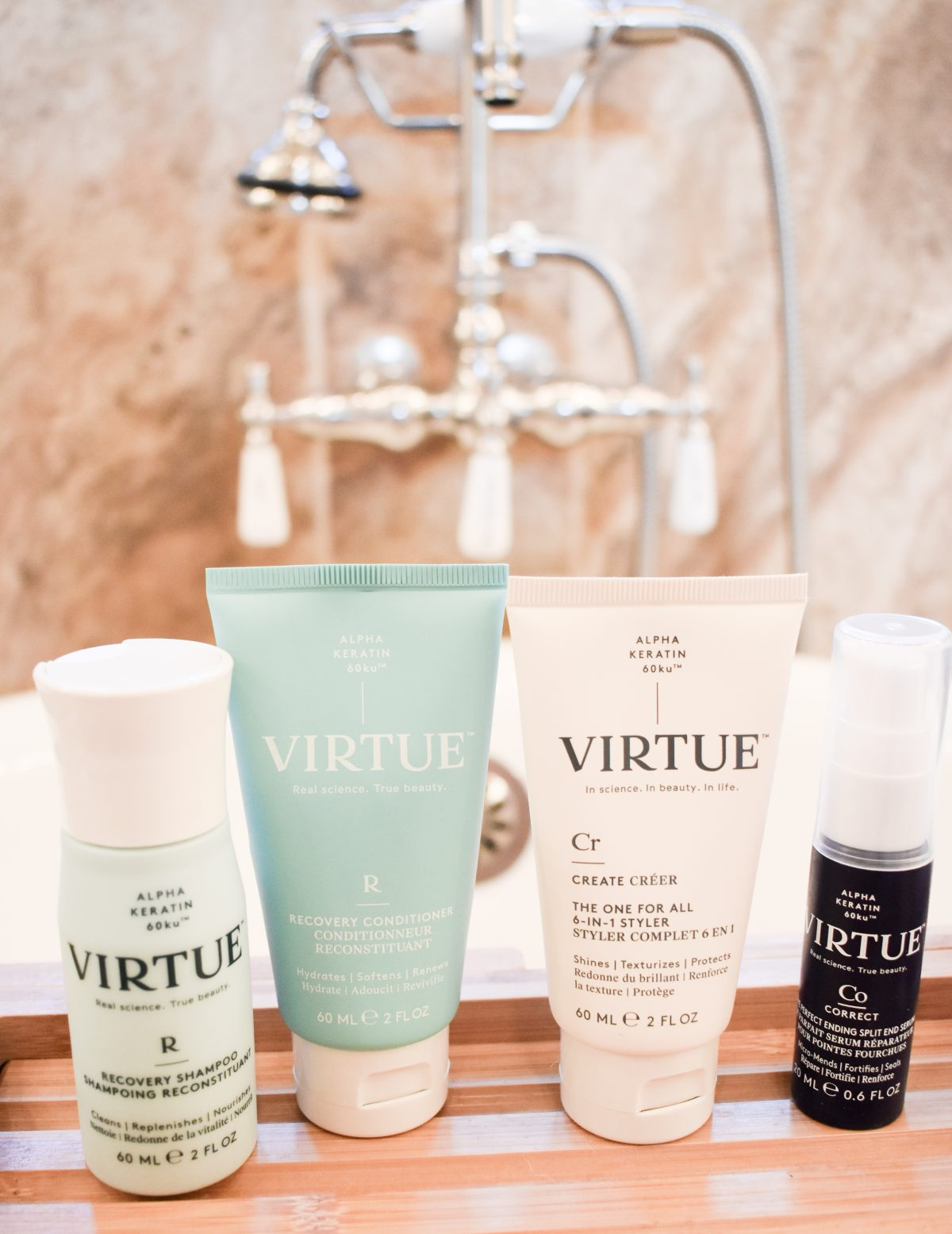 Virtue Labs Haircare Review