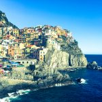 Manarola Cinque Terre   Travel   Italy   Cathedrals and Cafes Blog