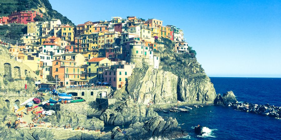 Manarola Cinque Terre | Travel | Italy | Cathedrals and Cafes Blog