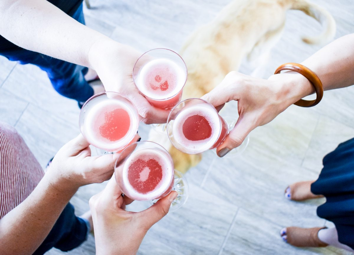 How to Host the Perfect Girls' Weekend | Cathedrals and Cafes Blog