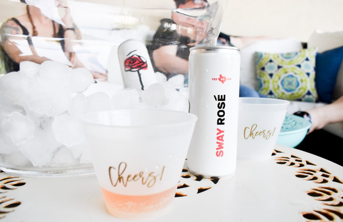How to Host the Perfect Girls' Weekend | Yes We Can Rosé | Texas Wine | Cathedrals and Cafes Blog