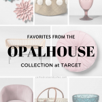 Favorites from Opalhouse Home Collection at Target _ Home Decor _ Cathedrals and Cafes blog
