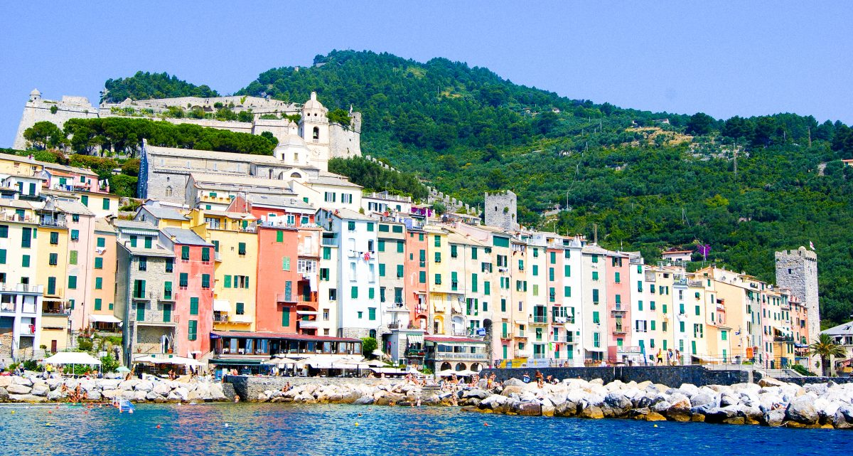 Friday Favorites No. 7: Travel Edition | Portovenere, Italy | Cathedrals and Cafes Blog