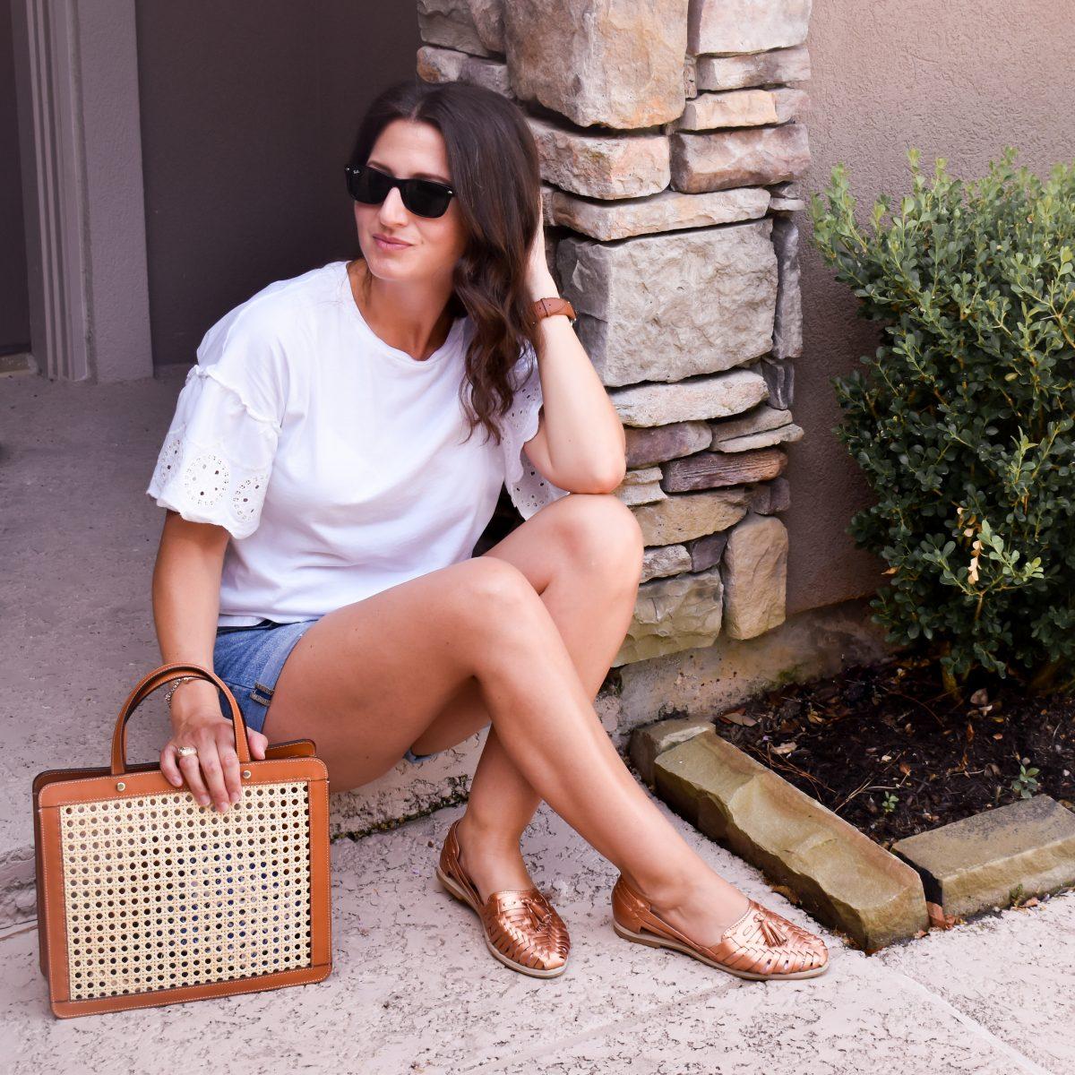 Summer Huarache Sandals