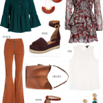 Fall Fashion Trends: Boho Earth Tones | Cathedrals and Cafes Blog