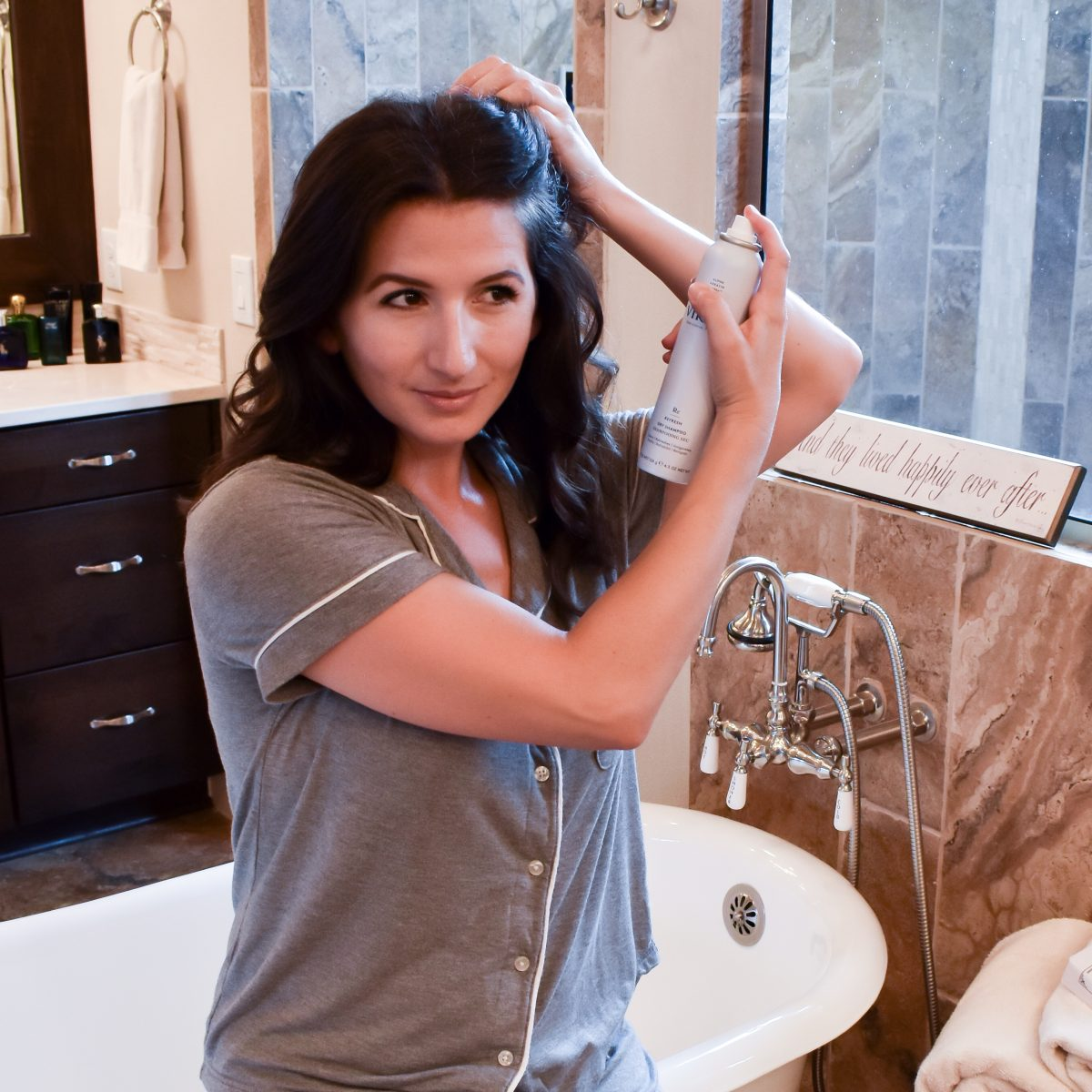 How to Stop Washing Your Hair So Much and Still Look Good