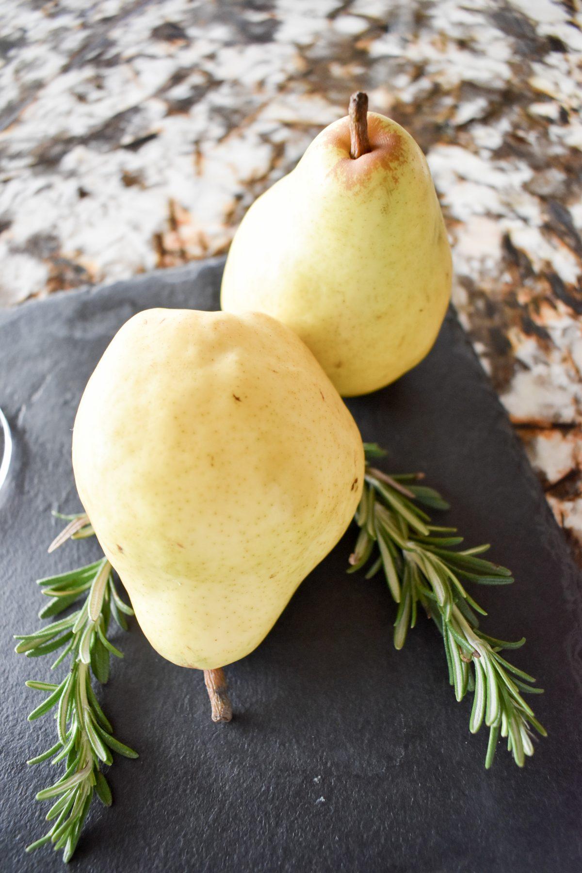 Prancer's Pear Prosecco Cocktail Recipe
