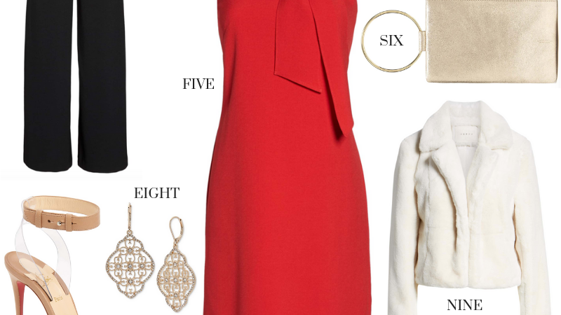 February Style Edit | Date Night Edition | Cathedrals and Cafes Blog