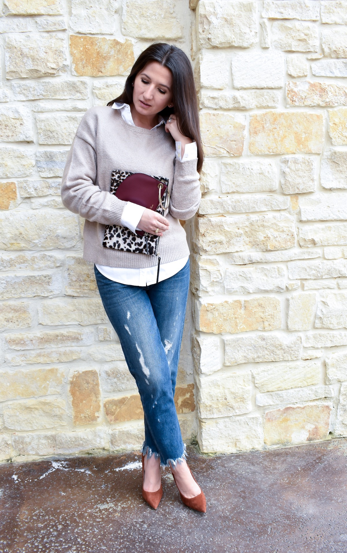 Subtle Ways to Wear Leopard Print