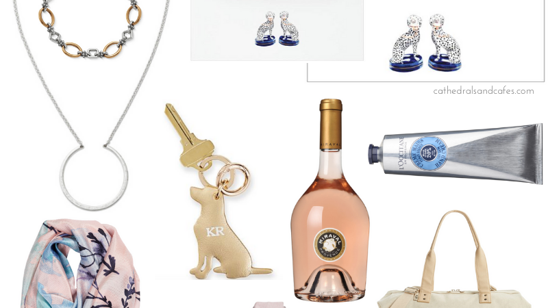 Elegant Mother's Day Gifts | Cathedrals & Cafes Blog