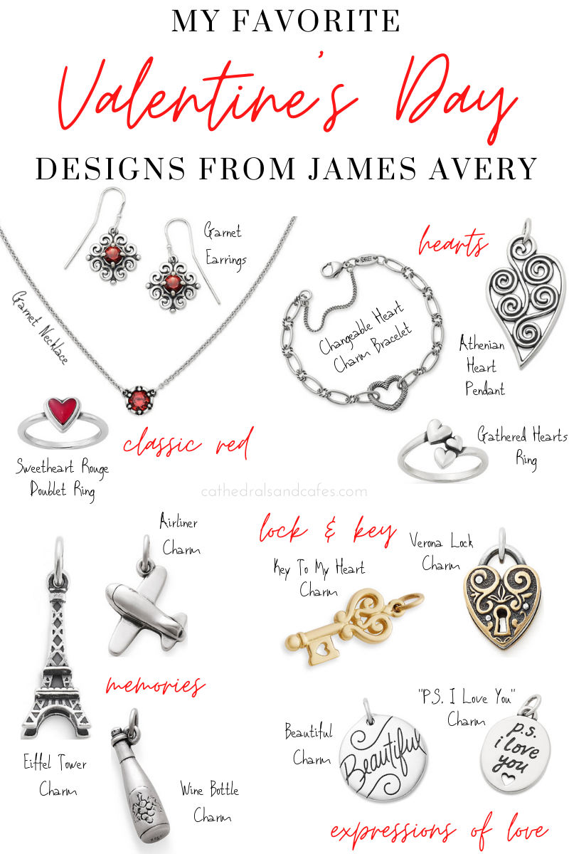 Show Your Love This Valentine's Day With James Avery   Cathedrals ...
